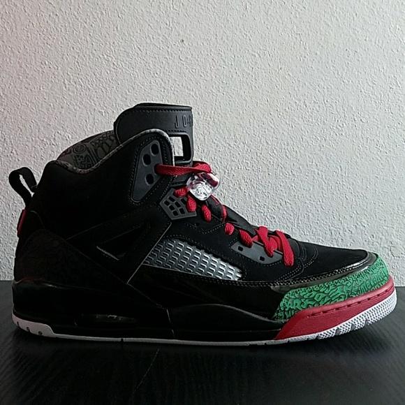 quality design ac44d f1dcd Nike Jordan Spizike Black Nike 315371 026 New